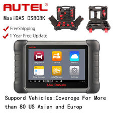 Autel MaxiDAS DS808K Diagnostic Analysis System Tool Key Coding Upgrade of DS708