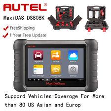 Autel MaxiDAS DS808K OBD2 Diagnostic Tool Code Scanner Upgrade of  DS808 DS708