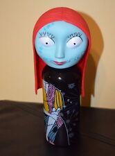 Tim Burton's Nightmare Before Christmas SALLY Aluminum Water Bottle Vinyl Head