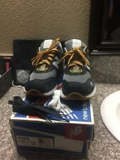 New Balance Mt580 Burn Rubber Blue Collar 10.5 Super Rare!