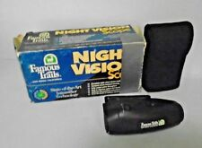 "Famous Trails FT 600 ""Titan"" Night Vision Scope W/Case 2.6x Image Magnification"