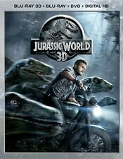 Jurassic World (3D Blu-ray ONLY, 2015)