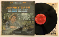 Johnny Cash - Now, There Was A Song - 1965 US Stereo (NM-) Ultrasonic Clean