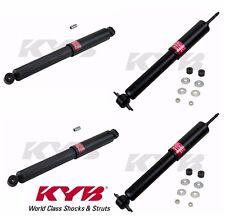 KYB 4 Shocks Toyota Tacoma 2WD 99 00 01 - 04 & 93 - 98 T100 2WD - 343410 344055