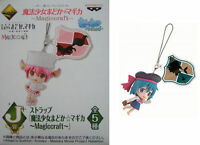 Sayaka Miki Strap Figure Key Chain Puella Magi Madoka Magica magiccraft BANPREST