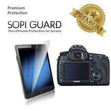 SopiGuard Premium Tempered Glass Japan Asahi Screen Protector Canon 5D3 5D MK3