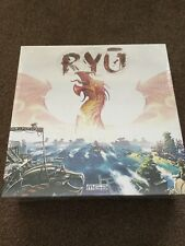 Ryu The Board Game Brand New MGA Age 14 Free Uk Delivery Strategy For 2-5 Plyrs