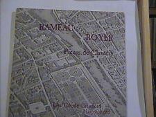LISA GOODE CRAWFORD RAMEAU ROYER PIECES DE CLAVECIN GASPARO LP # 227 NEAR PERFEC