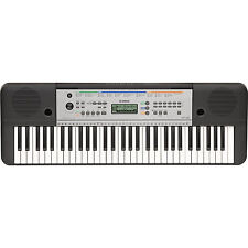 Yamaha Electric Piano Keyboard w/ 61 Full Size Keys-YPT-255