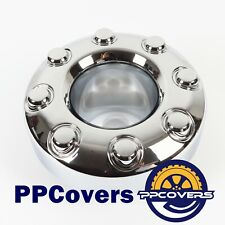 Fit For 05-18 Ford F350 Super Duty Dually Front 4X4 Open Wheel Center Hub Cap