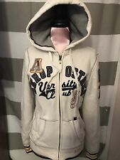 Aeropostale white varsity hoodie size medium