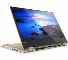 "LENOVO Yoga 520-14IKB 14"" Touchscreen 2 in 1 Gold Metallic"