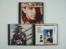 Stevie Ray Vaughan and Double Trouble 3xCD Blues Rock CD Lot #3