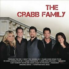 Icon * by The Crabb Family (CD, Apr-2014, Gaither Music Group)