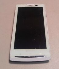 Sony Ericsson XPERIA X10a -1GB - White - NO POWER - FOR PARTS