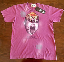 Dom Rebel Vintage Tee Men's Size L NWT