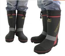 Waterproof Rain Non Slip Fishing Boots Rock Spiked Boots Hiking Farming Boots