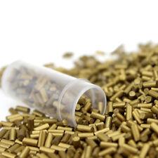100 Pcs Kerosene Lighter Flint Special Flints Universal Replacement Gold 2.2x5mm