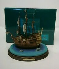 Wdcc Peter Pan - The Jolly Roger Enchanted Places Big Figurine Mib w/ Coa