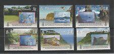 PITCAIRN ISLANDS 2010 CHILDRENS ART SG,796-801 UM/M NH LOT 1550A