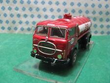 FIAT 682 N2 Camion Citerne ESSO 3-Axes - 1/43 - CB Modèles ( Gila modèles Elite)