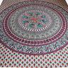 couvre-lit couverture FLEUR JARDIN dekotuch Inde tapisserie Décoration murale