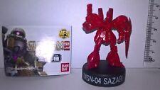 MOBILE SUIT GUNDAM MSN-04 SAZABI RED MFS 2 MINI FIGURE SELECTION BANDAI RARE