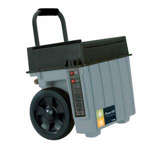 Xantrex Statpower XPower 1500W Portable 12V Battery Dual AC Power Pack System