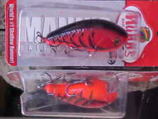 Mann's C 4 Elite Red Hook 4ft Series CE4-6 Color Spring Craw - Bass/Walleye/Pike