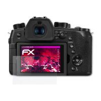 atFoliX Película Vidrio para Panasonic Lumix DC-FZ1000 II 9H Armadura protectora