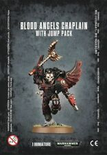Blood Angels Chaplain With Jump Pack Games Workshop Warhammer 40000 GW 40k 41-17