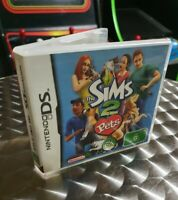 The Sims 2 Pets Nintendo DS Game - Complete With Manual - Free AUS Post
