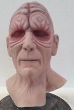 Emperor Palpatine , Darth Sidious latex mask  SW latex high quality