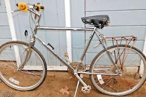 ROSS Chrome Mountain bike1980's
