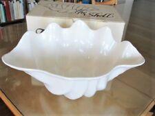 Wilardy Lucite Shell Bowl - Rare Wilardy Purse Co. Sculpture