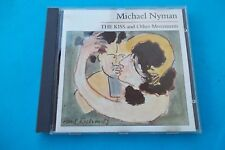 """MICHAEL NYMAN """" THE KISS AND OTHER MOVEMENTS """" CD 1985 EG RECORDS NUOVO"""