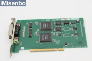 Interface PCI-4304 Board Used Tested