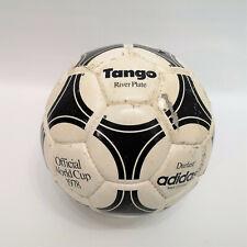 adidas Tango River Plate 1978 Fussball matchball
