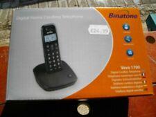 Binatone Digital Cordless Phone Vera 1700