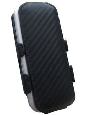 Etui Fibre Carbone pour Nokia 5800 et 5230