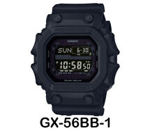100% Authentic Casio G Shock GX-56BB-1 King of G Tough Solar