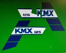 KAWASAKI KMX125 KMX200 Kmx 200 Kit del tanque de combustible Calcomanía