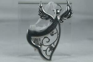 'Good Friends Are Angels On Earth' Angel Ornament #ER25689 NEW