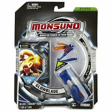 MONSUNO GLOWBLADE #40 Core-Tech SURGE EDITION inc. 1 Mini Figure 1 Core 1 Card