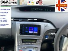 """Toyota Prius ZVW30 & 40 7"""" Car Stereo Screen Android 11-19 AM/FM USB Bluetooth"""