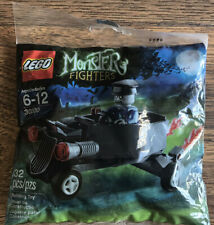 SEALED - Lego Monster Fighters 30200 Zombie Coffin Car Minifigure Polybag