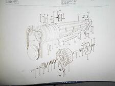 LAMBORGHINI tracteur R1256 - R 1256 : catalogue de pièces