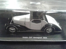 Spark S2706 VOISIN C27 AEROSPORT 1934 1/43 Special price for a very limited time