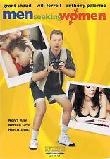 Men Seeking Women ~ Will Ferrell Grant Shaud ~ DVD FS ~ FREE Shipping USA