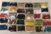 x1 Pack of 10-12 Pearl Tassel Latkan, For Dresses/Suits/Blouse-